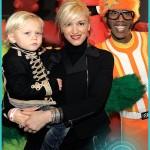 Gwen Stefani y su hijo en Yo Gabba Gabba! Live!