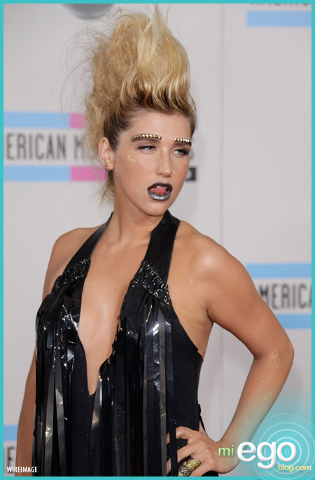 American Music Awards: Kesha