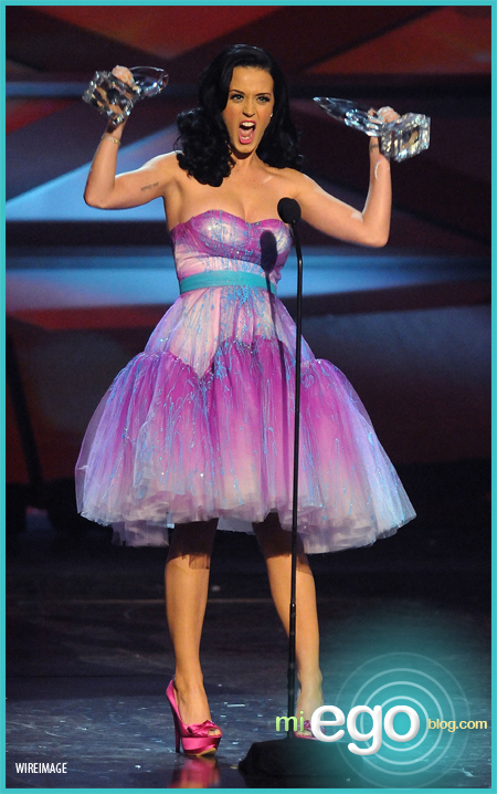 Katy Perry: Peoples Choice Award