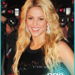 NRJ Music Awards: Shakira