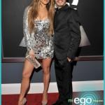 Premios Grammy: Jennifer Lopez y Marc Anthony
