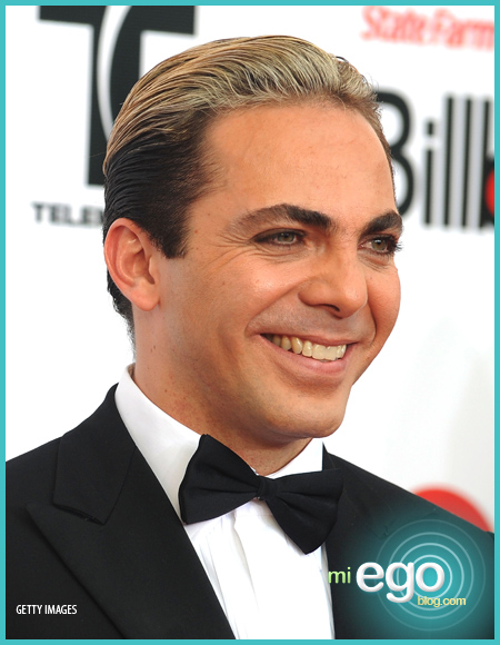2011 Billboard Latin Music Awards - Cristian Castro