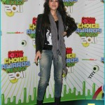 Nickelodeon Kids' Choice Awards Mexico 2011 - Danna Paola