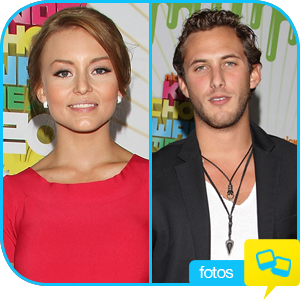 Kids Choice Awards Mexico: Angelique Boyer y Sebastian Zurita