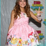 2011 Kids Choice Awards Mexico: Paulina Goto