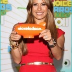 2011 Kids Choice Awards Mexico - Galilea Montijo