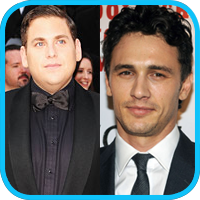 Jonah Hill y James Franco