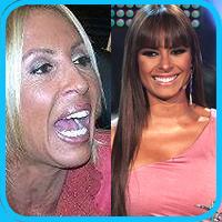 Laura Bozzo y Galila Montijo